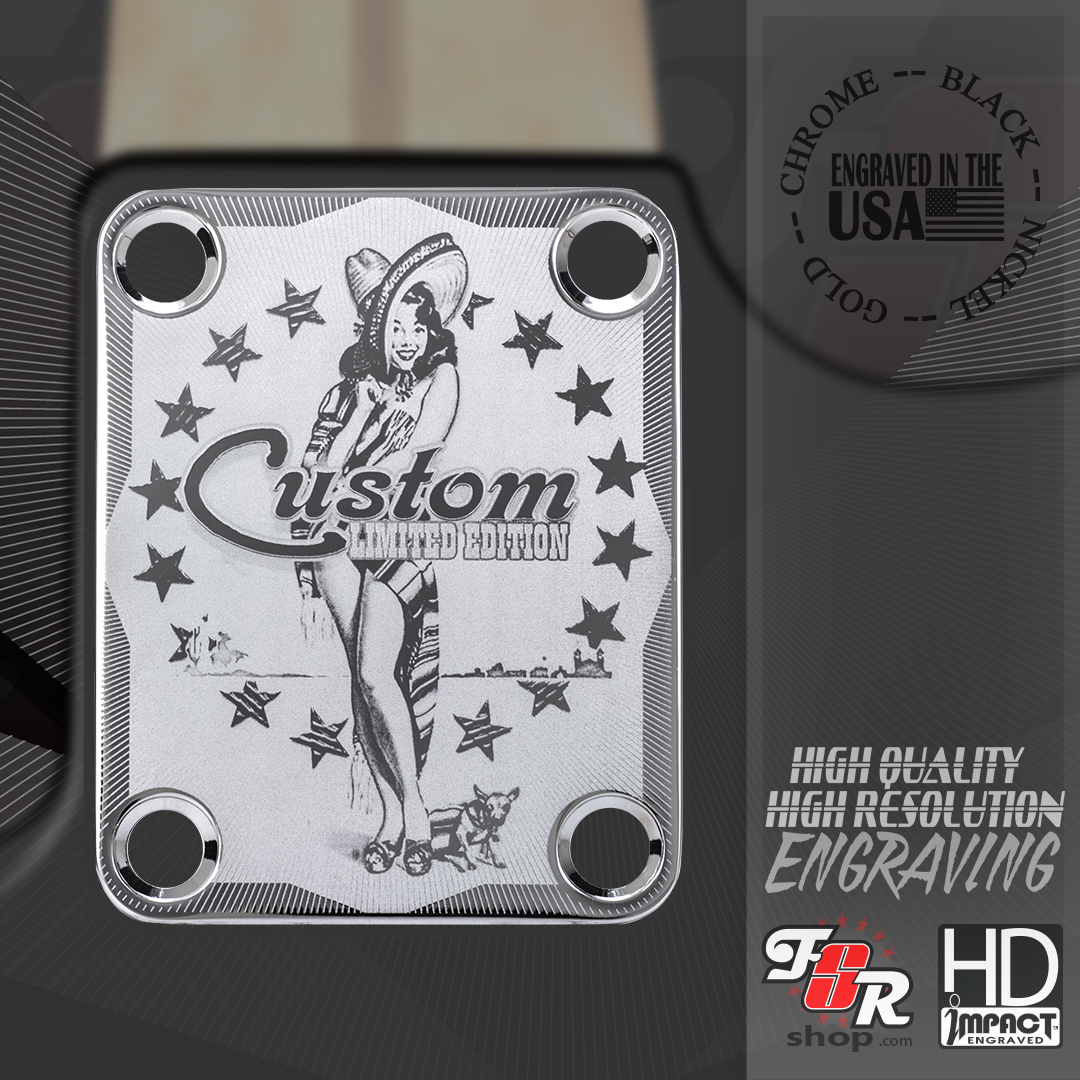 Design 2072 Restocked, Available On our Store Now !🎸🎸🎸🎸🎸🎸 •Engraved Guitar/Bass Neck/Heel/Back Plate •Standard fender style 4 bolt •LINK BELOW• https://t.co/0HfHHb4Ho2 #neckplate #guitar #guitarist #squier #guitarsofinstagram #blues #guitarkit #guitarrista https://t.co/JZ3jGU7FKM