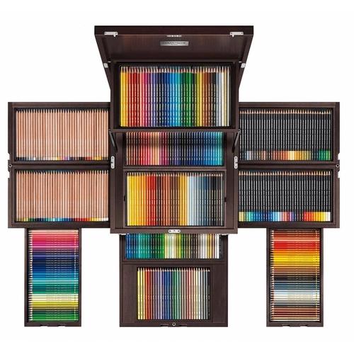Para os loucos por lápis de cor! #meusonho  Estojo Edição Comemorativa 30 Anos Supracolor Caran D'ache.  (R$ 17.800,00)