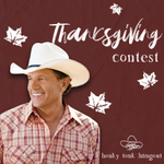 Image for the Tweet beginning: George Strait's #Thanksgiving contest is