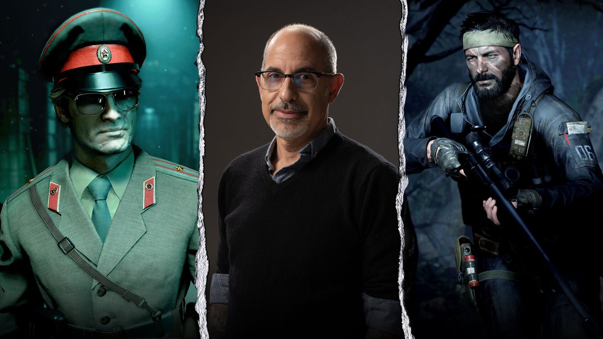 Telling the stories that never happened.  Find out how #BlackOpsColdWar story consultant David Goyer helped push the boundaries of history to craft a narrative built around choice.