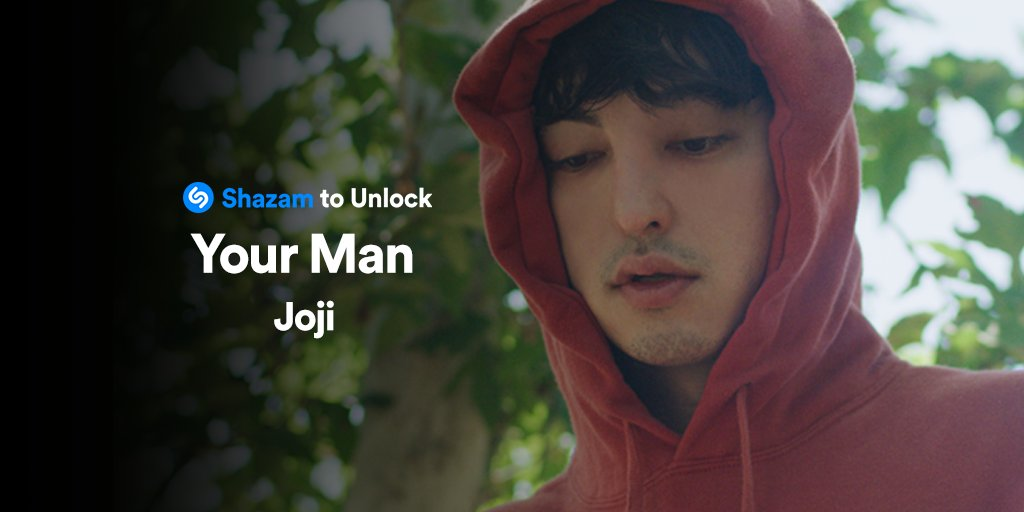Shazam #YourMan by @sushitrash to unlock an exclusive video 🙌