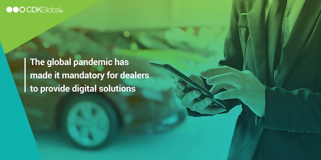 Dealers need to provide three kind of experiences: an end-to-end digital experience,  one that starts online but ends in the showroom and another that starts and ends on the showroom floor, tells Indira Uppuluri, SVP, #CDKGlobal to @BWBusinessworld. https://t.co/sKYd54hrv6 https://t.co/fwzzAQgkLT