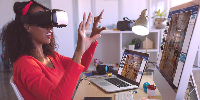 Why not Try #eNetReality FREE for 14 days and discover the new normal in #eAssessment  #VirtualReality #NewNormal