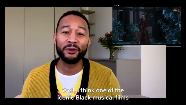 """Take a peek into @johnlegend's songwriting process as he breaks down his musical inspirations for the showstopper """"Make It Work"""" in JINGLE JANGLE (now streaming on Netflix)"""