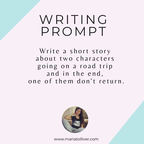This is where you can get creative because it doesn't always have to end bad. Lol😁 Write on..#writerslift #WritingCommunity #writingprompt #wednesdaythought   -Ree