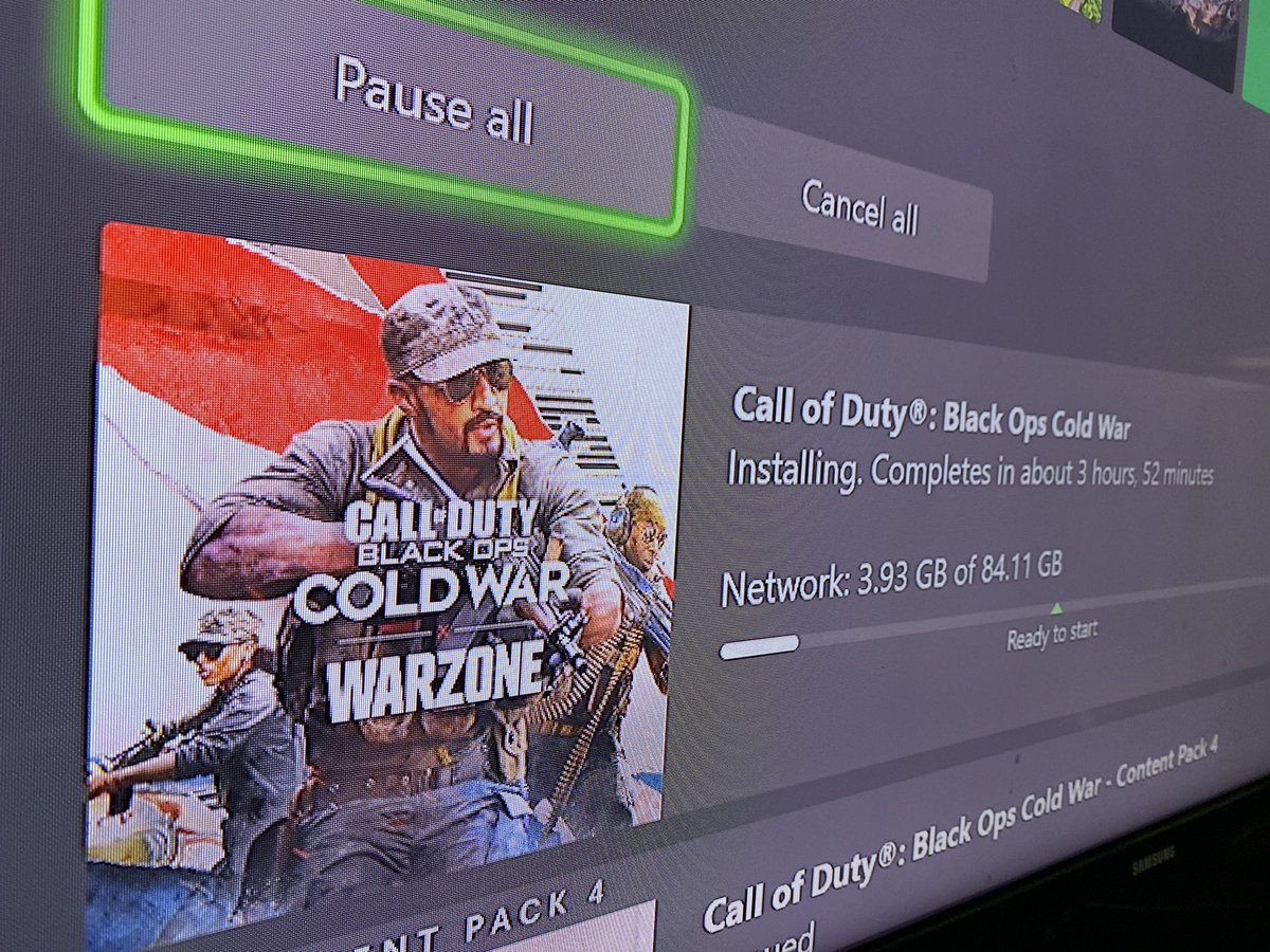 Dope. So excited. #CallofDuty #BlackOpsColdWar @CallofDuty