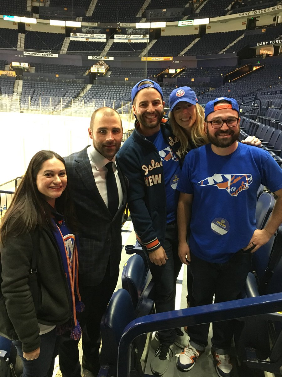 The definition of a warrior! You will be missed @joboych! #isles