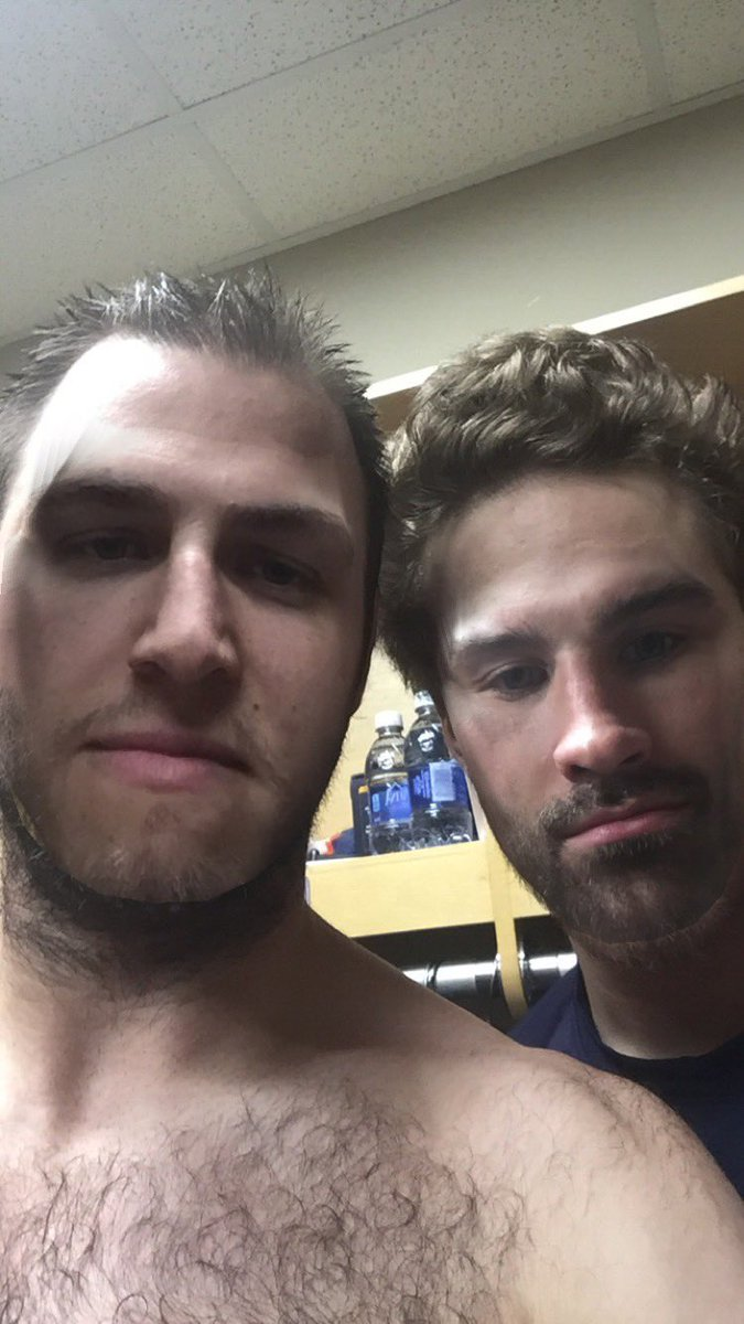Did you catch the Johnny/Anders face swap in the heart-felt tweet @leeberr09 just sent? Hilarious! 🤣#Isles