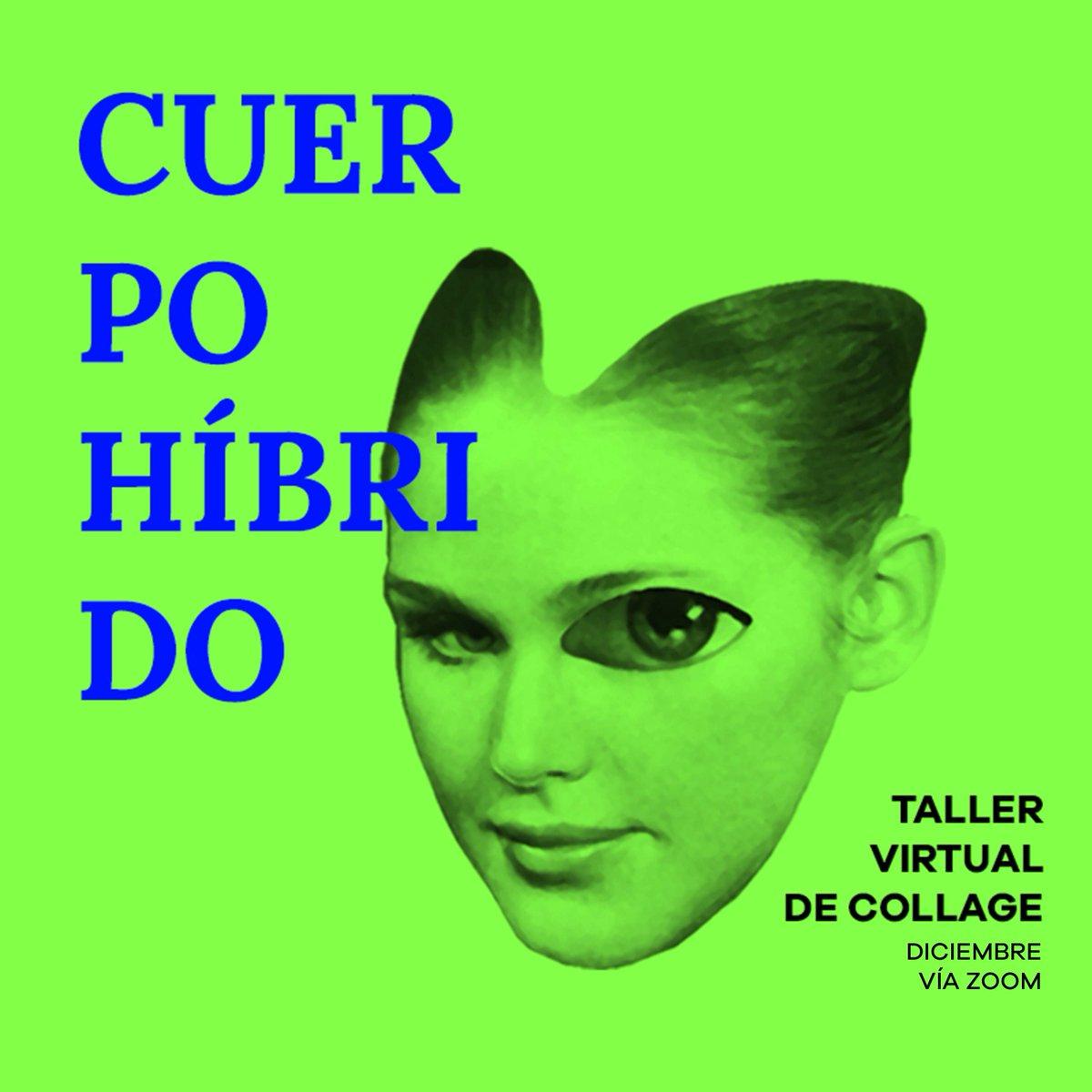"""Ya están abiertas las inscripciones para el Taller de Collage """"Cuerpo Híbrido""""   Déjanos tu mail📍Cupos limitados📍Inicio: Diciembre.  #collage #collageart #clasesonline #clasesvirtuales #talleres #arte #art #mujeresartistas #Perú"""