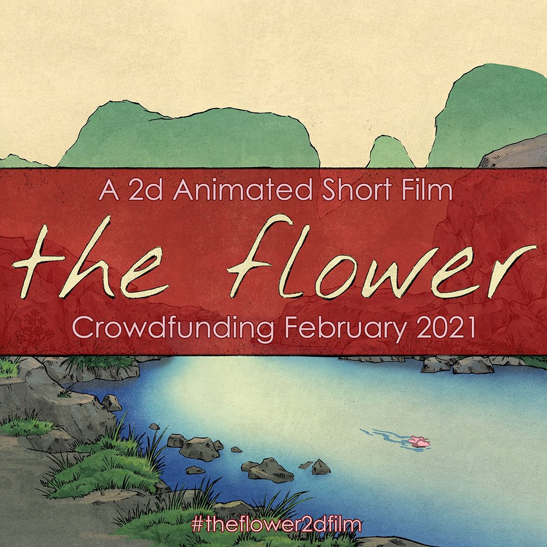 Working is continuing behind the scenes as we get closer to our crowd funding launch in February. Please watch this space for more updates and artwork. #animation #2danimation #shortfilm #animated #art #adobe #aftereffects #photoshop #disneyanimation #kickstarter #theflower2dfilm