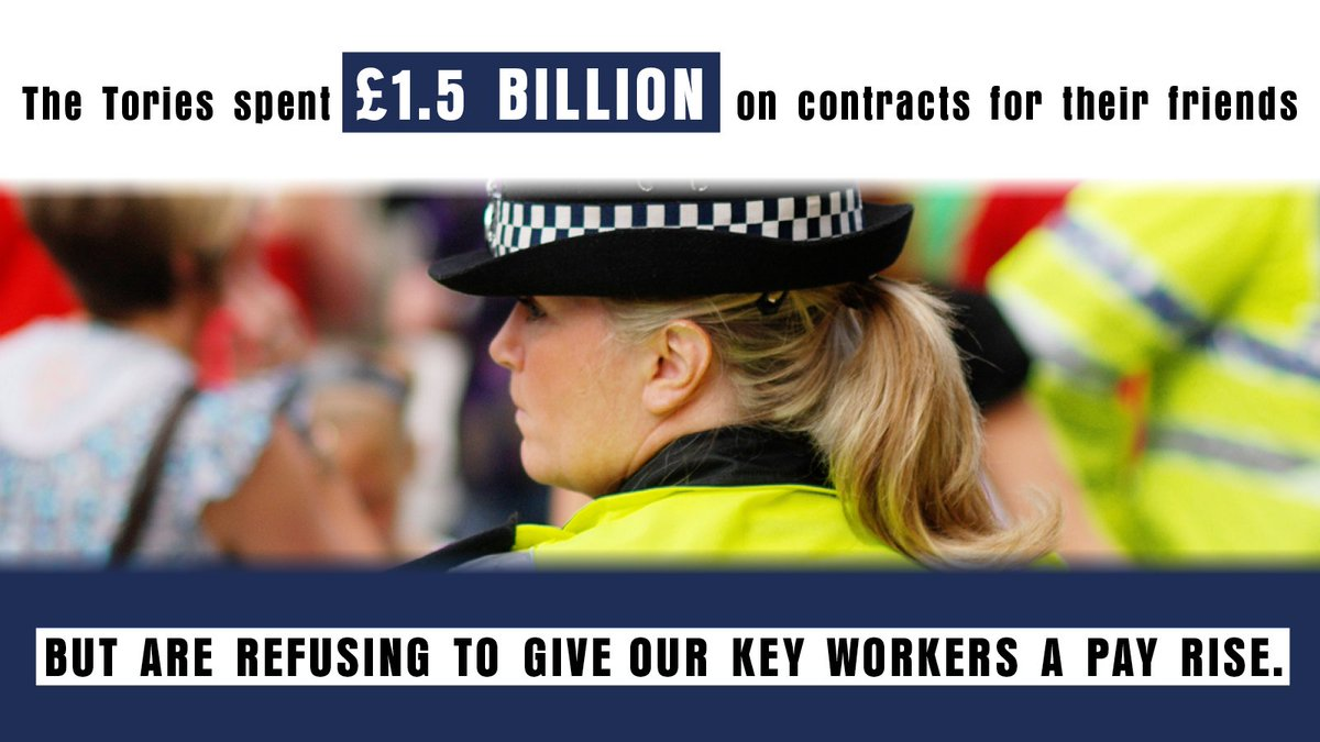 They deserve a pay rise.