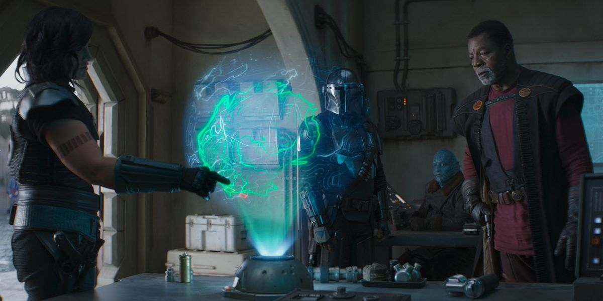 'The Mandalorian' Reveals Exactly What Moff Gideon Is Up To ◌ https://t.co/zfaUke5OCH   ➥ ELLE 🗞 #Lifestyle ◌ Good read👍🏻 https://t.co/epytEoFHwC