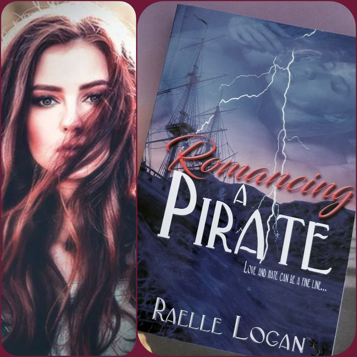 @horrorwriter61 Love a Sizzling Hot Pirate,  a Feisty Beauty, Steamy Romance, a Mysterious Shipwrecked Treasure, Sinister Villains and Dangerous High Seas Adventure?  https://t.co/owXTIqwym7  #book #books #romance #amreading #amwriting #writingcommmunity #writing #writerslift #BlackFriday https://t.co/Wuti5vqWhV