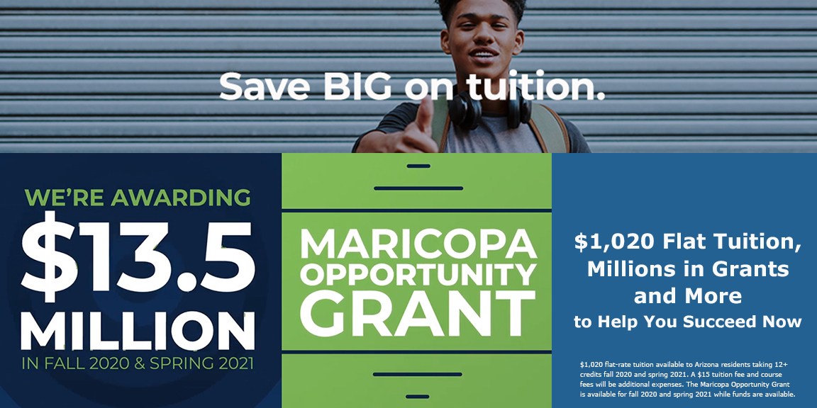 We understand these are difficult times for many students so we're joining @mcccd to invest millions of dollars to help you succeed. Learn more in Rio News: https://t.co/g18UaSmNbP https://t.co/0VttyMdPgQ