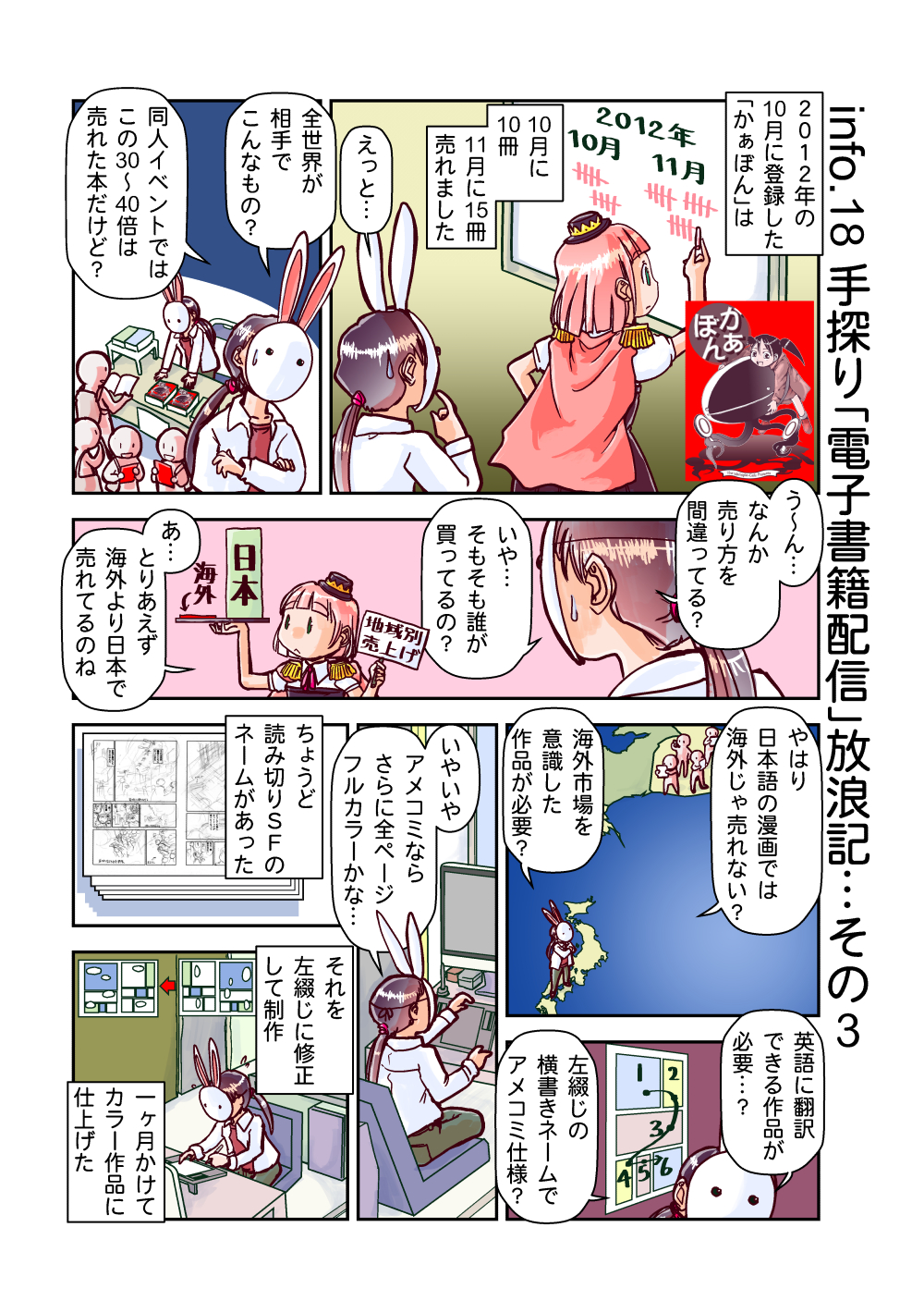 記 アメコミ 放浪 [B! 漫画]