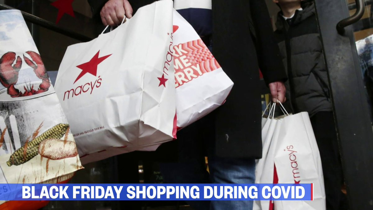 Here's how to shop this Black Friday ... from your couch.   @truetrae joins @AlisonMorrisNOW to share some shopping tips.   Watch NOW: