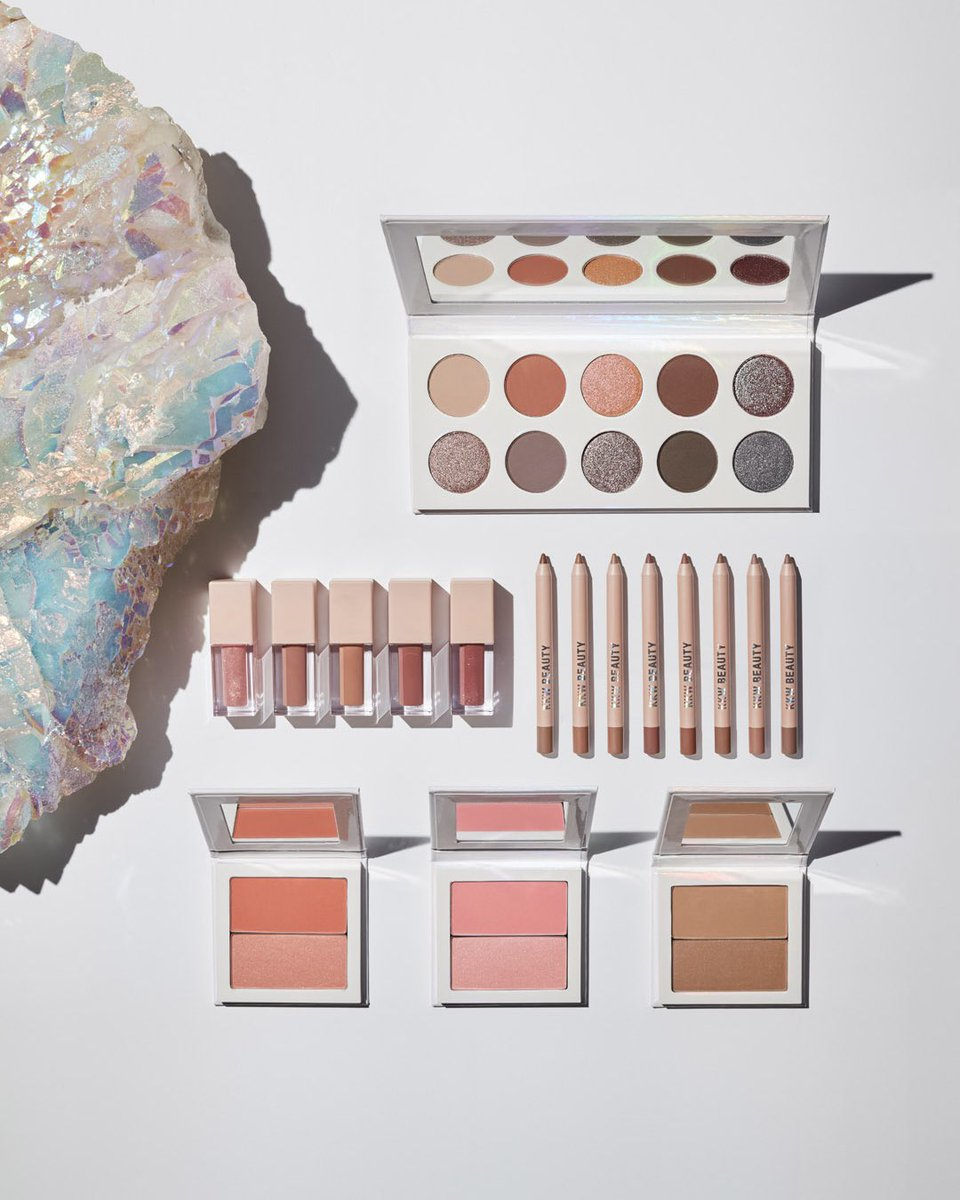 AVAILABLE NOW: Shop @kkwbeauty #Crystallized Collection now!  Plus our #KKWBEAUTY Cyber Weekend Sale starts now 🚨 Get 30% off sitewide at . Exclusions apply. Ends Monday, 11.30 at 11:59PM PT