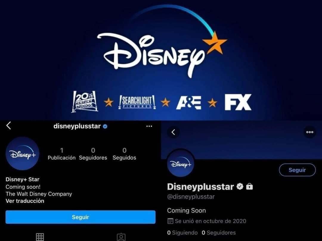 En 2021, la nueva división de la plataforma #DisneyPlus llegará a nuestras pantallas donde podemos disfrutar contenido para mayores de 18 años. El servicio se títulará #DisneyPlusStar y tendrá un costo extra al de la plataforma en algunas regiones.🤯