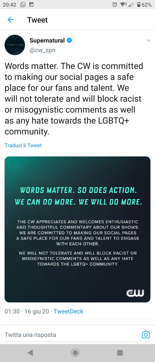 Not C* S*N pinning this tweet to try & spin the backlash of the choices *they* keep making & frame it as the fans' fault lmao  Dude, to be able to block racist/homophobic/misogynistic comments, you should be able to recognise those things are bad first   #TheySilencedThem