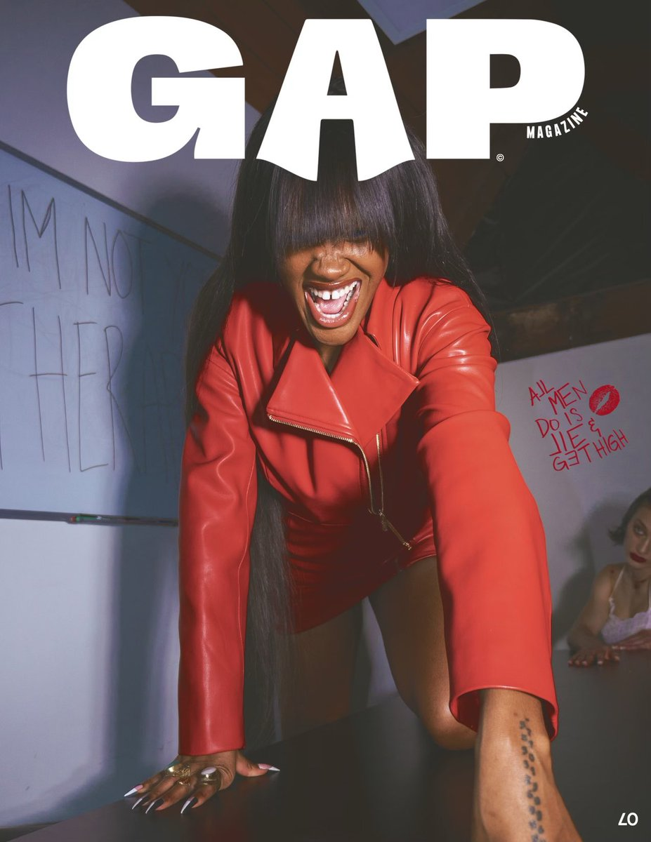 FOR GAP MAGAZINE ISSUE 07 ⭐️