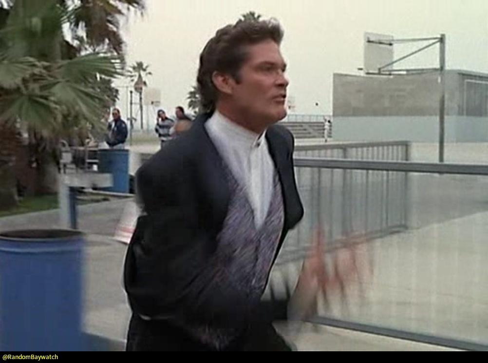 #DavidHasselhoff as private detective Mitch Buchannon  Baywatch Nights 1x19 - Epilogue  #RandomBaywatch #lvdlpx #BaywatchNights https://t.co/V4xL15NOwy