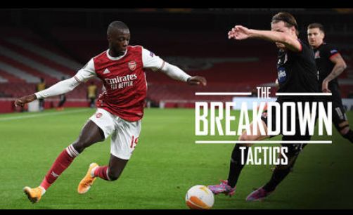 At the halfway point of the group stage I've put together a Europa League Breakdown Special. Here's analysis of Arsenal's journey so far…