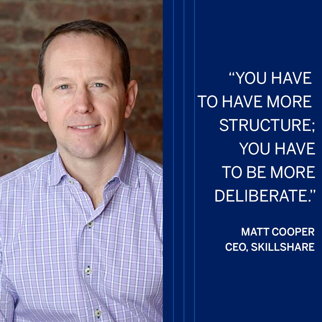 Got 30 min? @Skillshare CEO @Matt_Cooper has leadership tips for days. Watch his live Office Hours Q&A from our Business Class Live: Summit for Success, hosted by Tracey Shechtman, VP, Global Experiences and Brand Partnerships at #AmexBusiness: