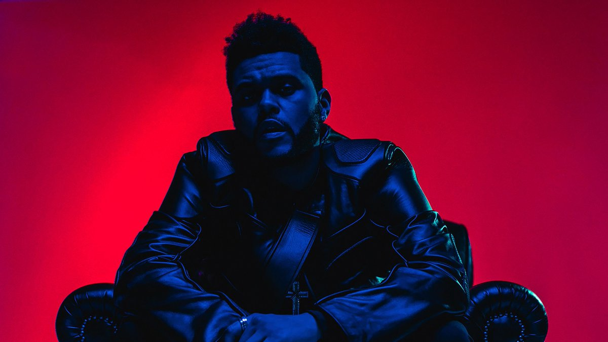 4 years ago today, @theweeknd released #Starboy ⭐️