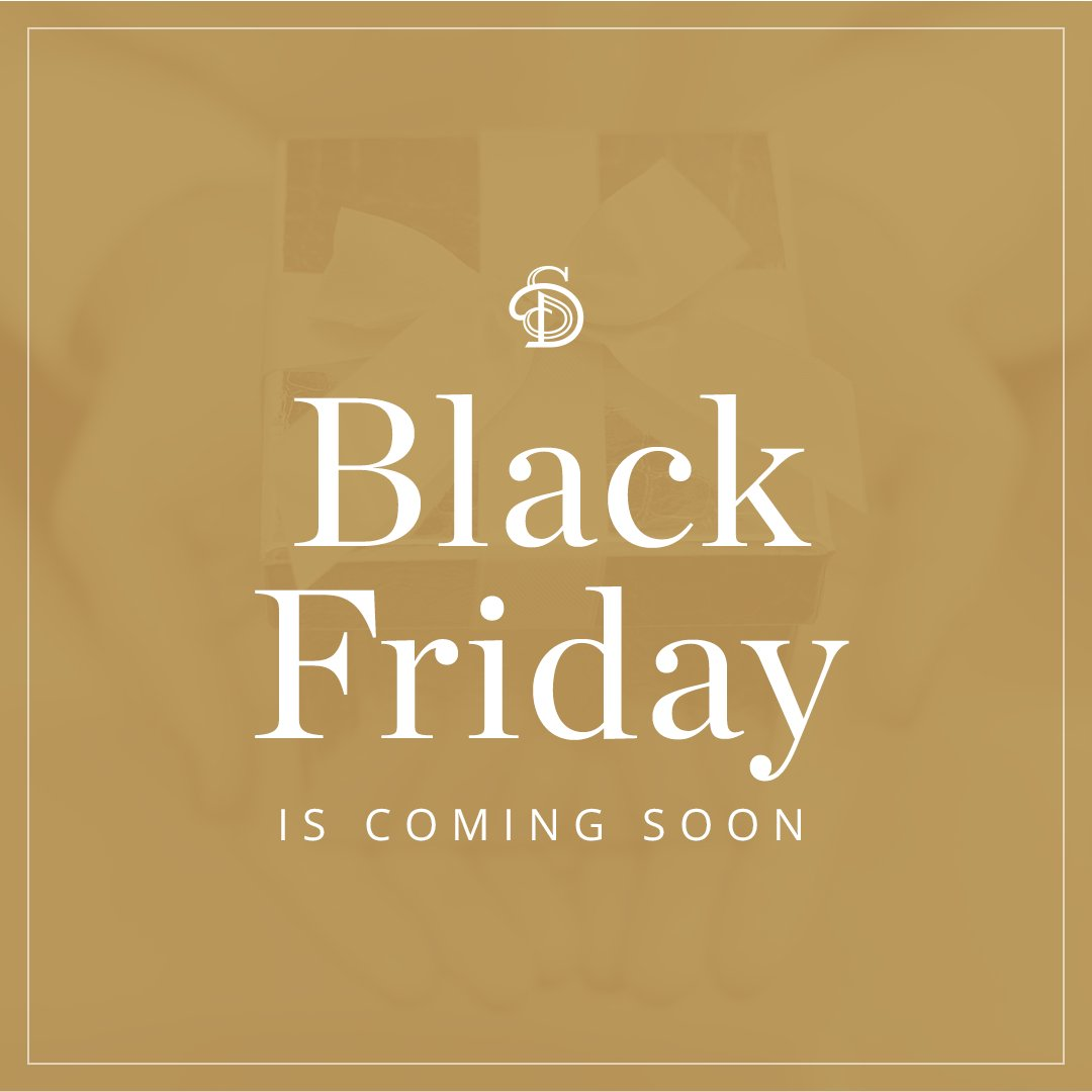 Black Friday weekend is almost here! Pick your offer - 35% off your stay or 25% off gift cards, only November 27 - 29. #VisitSavannah #BlackFridayIsComing https://t.co/gUp20mANXU