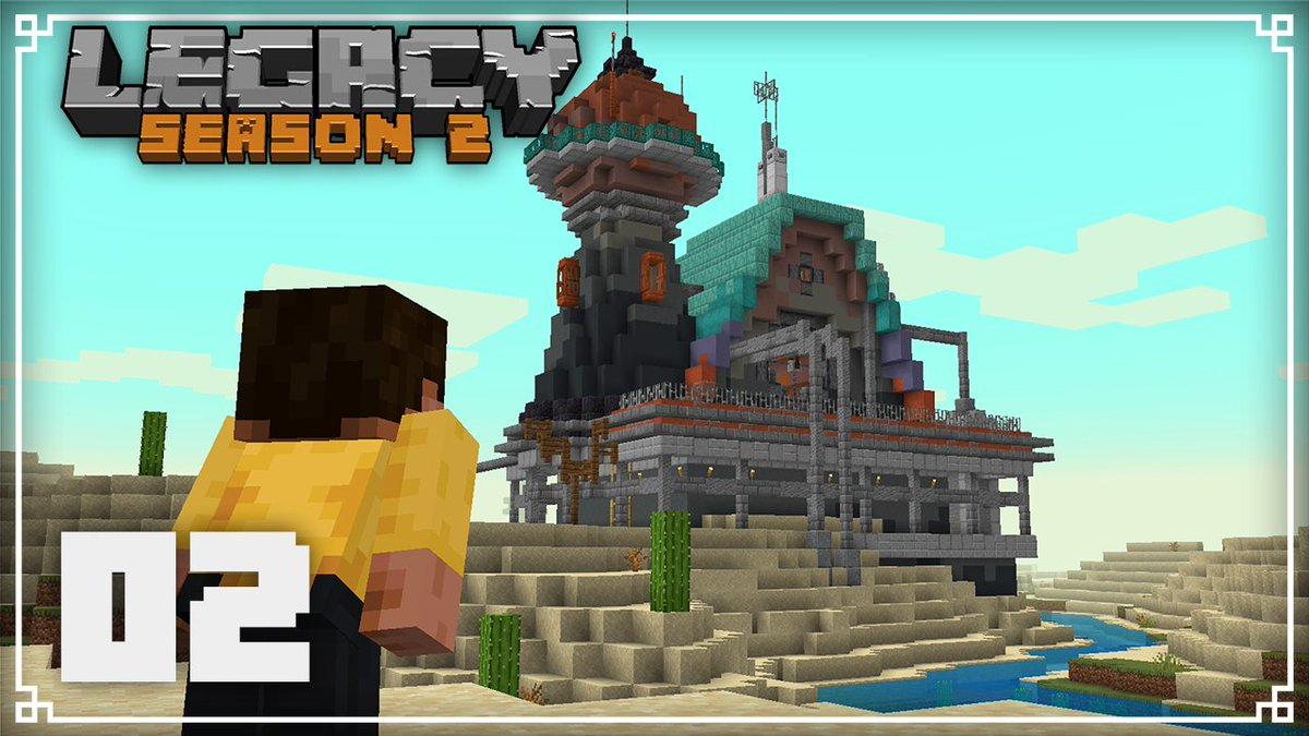 JermsyBoy - New Legacy episode! Today I'm building a little starter house for this season. Enjoy!