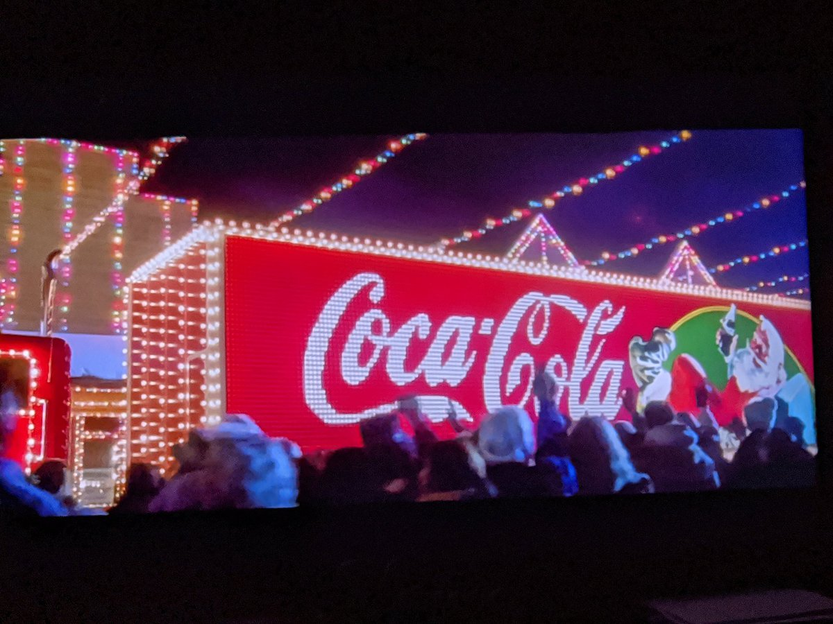 ZEROxFUSIONZ - In the UK when you see the coca cola advert on TV 😂