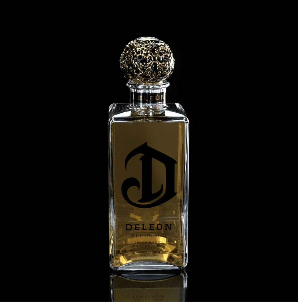 It took us two years of work to design the new bottle and IT'S FINALLY HERE!!!⁣ ⁣ When you build a brand you have to trust the process.⁣ ⁣ New bottle. New energy. New year. Welcome to 2021. DeLeón Tequila.... and it's owned by a Black man. #deleontequila  @deleontequila