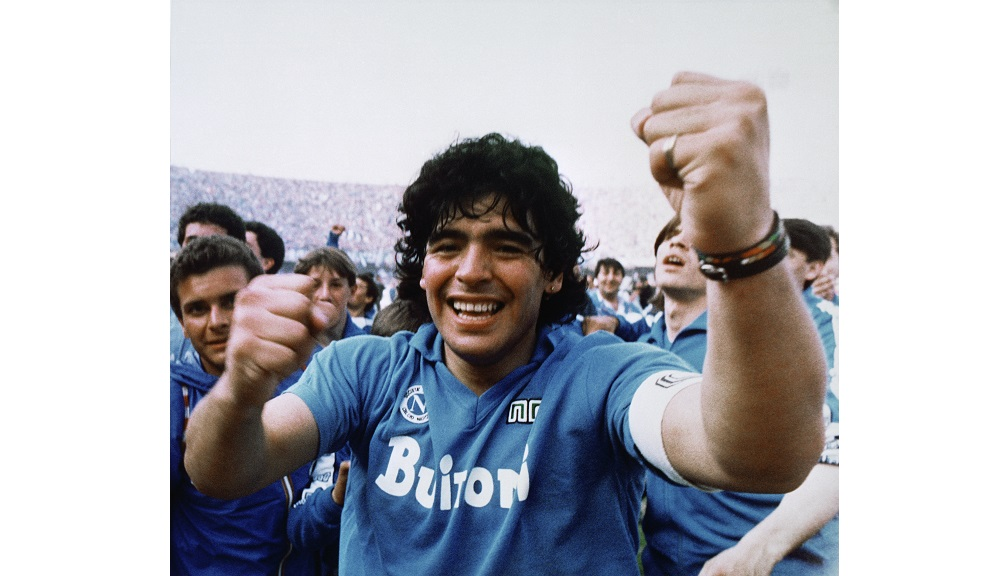 Remembering Diego Maradona 'The world has lost a legend'