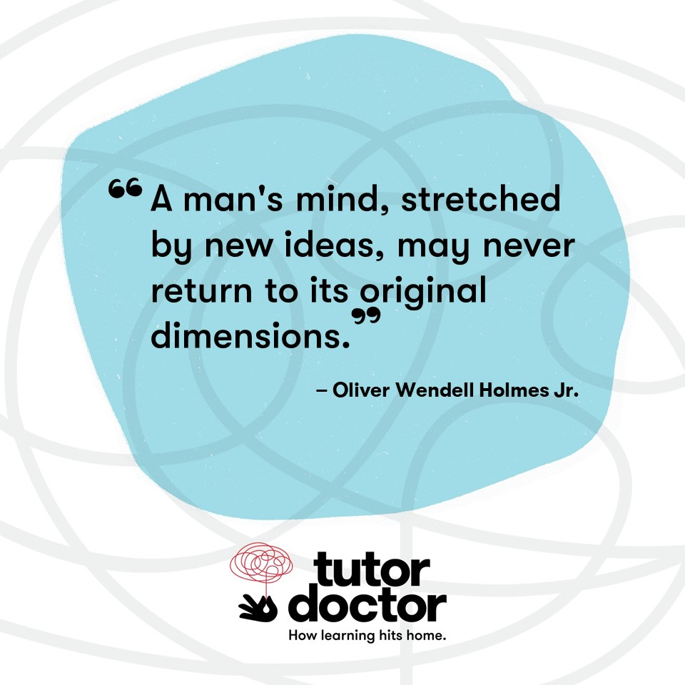 Stretch your mind and see what comes of it!  #inspirationalquotes #inspiration #learning #growing #motivation https://t.co/cPq6dIx0sM