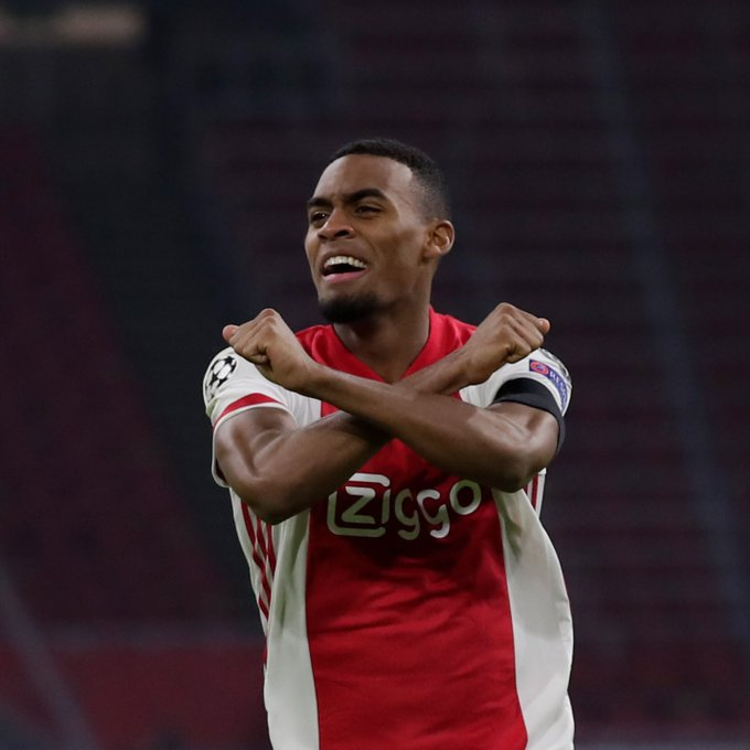 "European Clubs Battle For Ajax Star Dubbed The ""Next Pogba"""