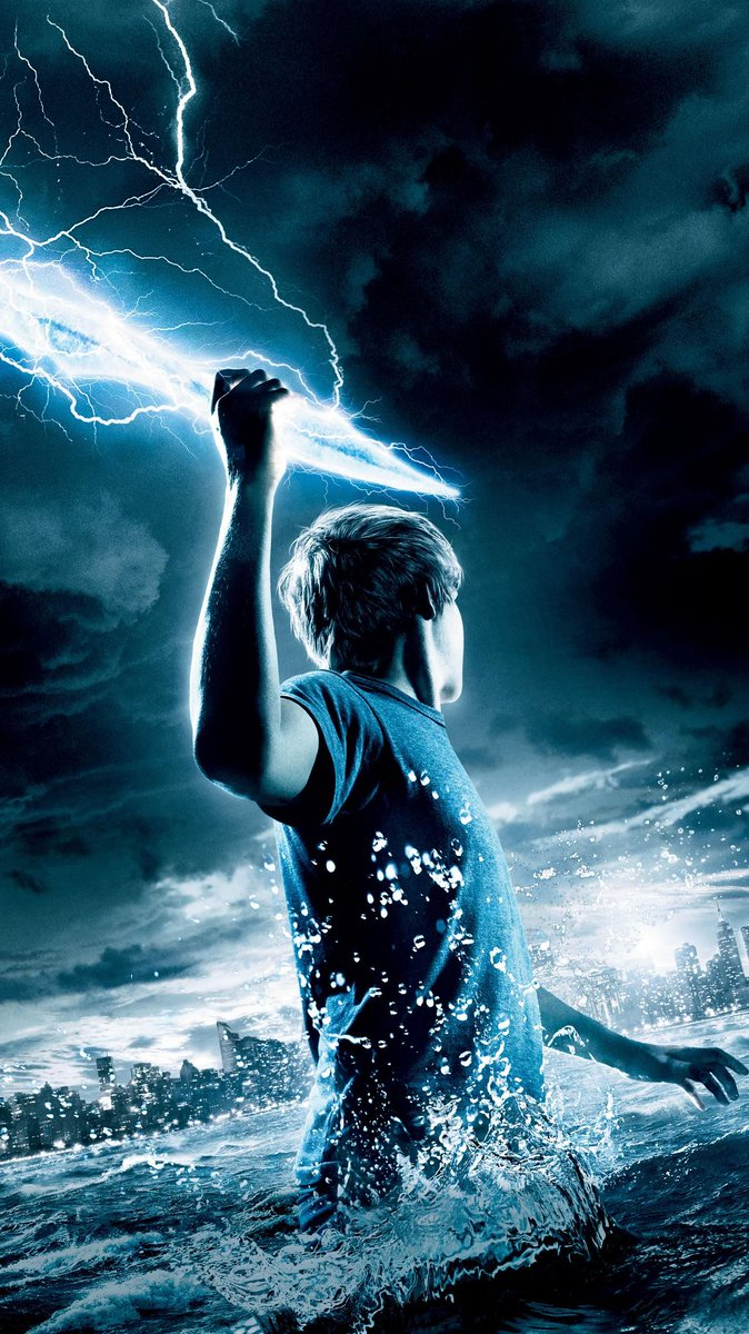 Pilot script for 'Percy Jackson' series has been completed and sent for approval, per @camphalfblood ☑️