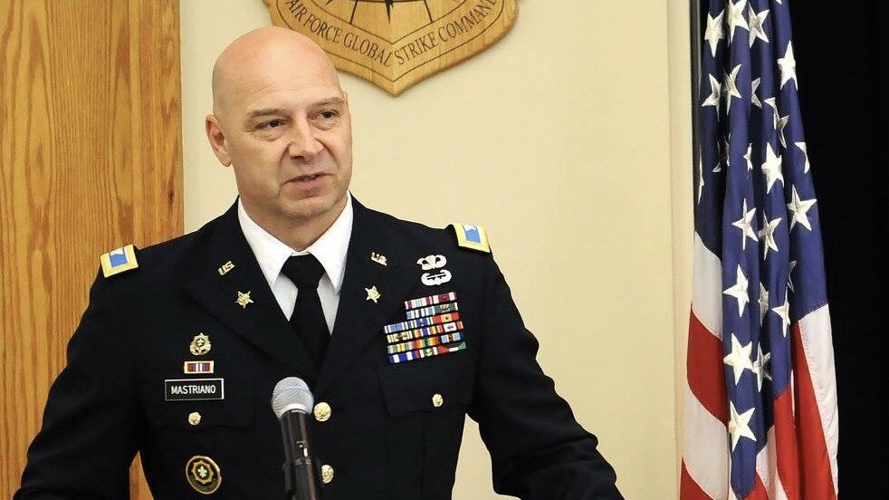 Colonel Douglas V Mastriano 31 year veteran, US Army Multiple deployments, Iraq & Afghanistan Director, NATO Joint Intelligence Center Professor, US Army War College Now: State Senator, Southcentral PA https://t.co/qxC8uAyPuN