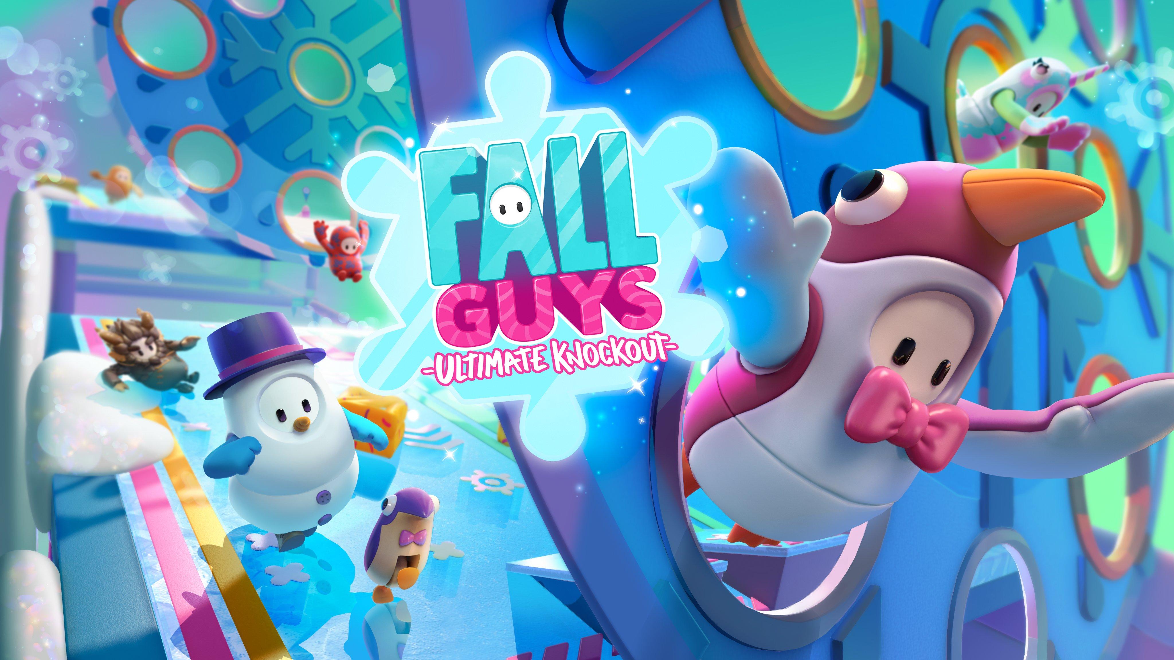 Fall Guys 3. denboraldia