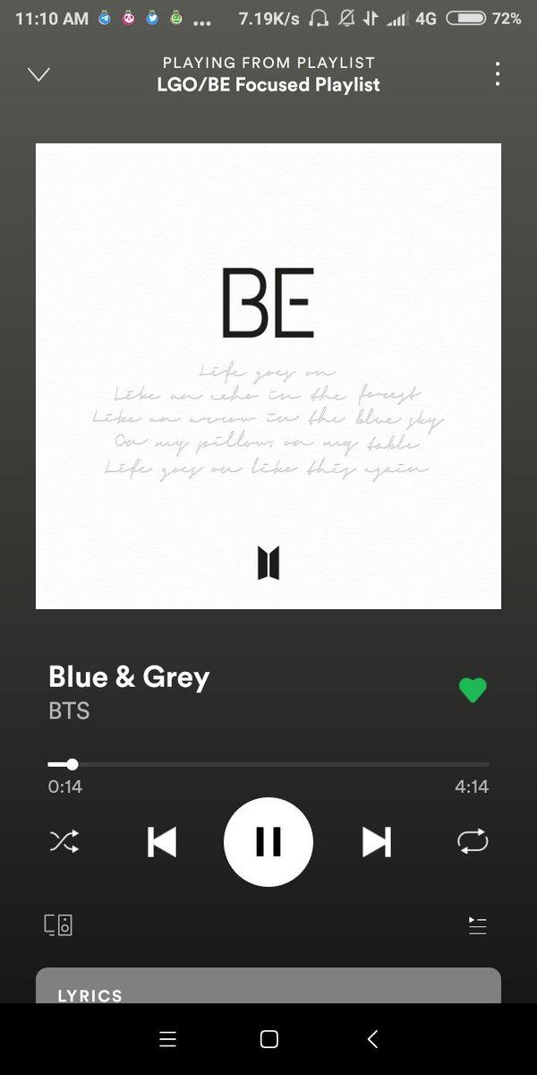 @ARMYTEAMIID @BTS_twt Blue & Grey🎶🎶  #BEstARMY  #방탄소년단 #BTS @BTS_twt