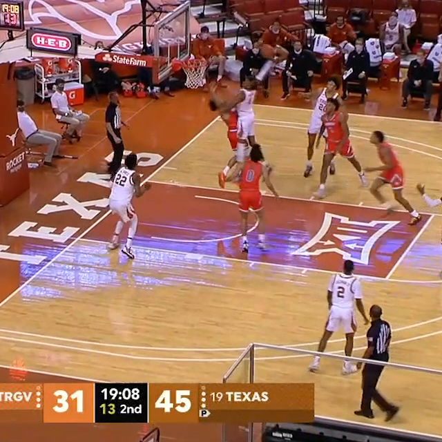 GREG BROWN, MY GOODNESS 😱💥 @LonghornNetwork https://t.co/8ByGkHUE7S