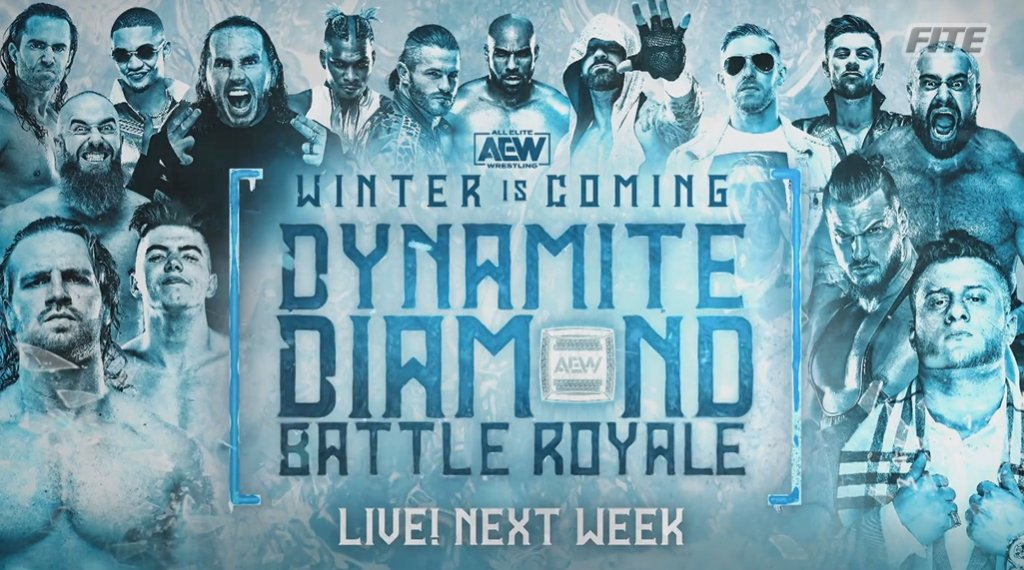 Dynamite Diamond Battle Royale Returns