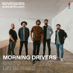 Image for the Tweet beginning: 🎧 #MorningDrivers · Salto Cuántico