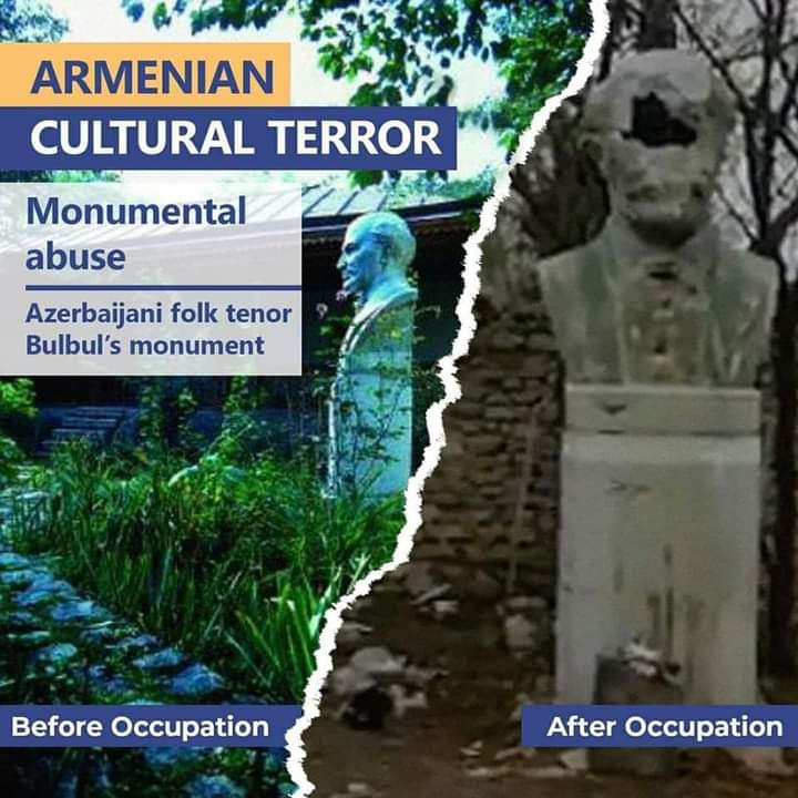 #KarabakhisAzerbaijan #DontBelieveArmenian https://t.co/DKy9YxdBYJ
