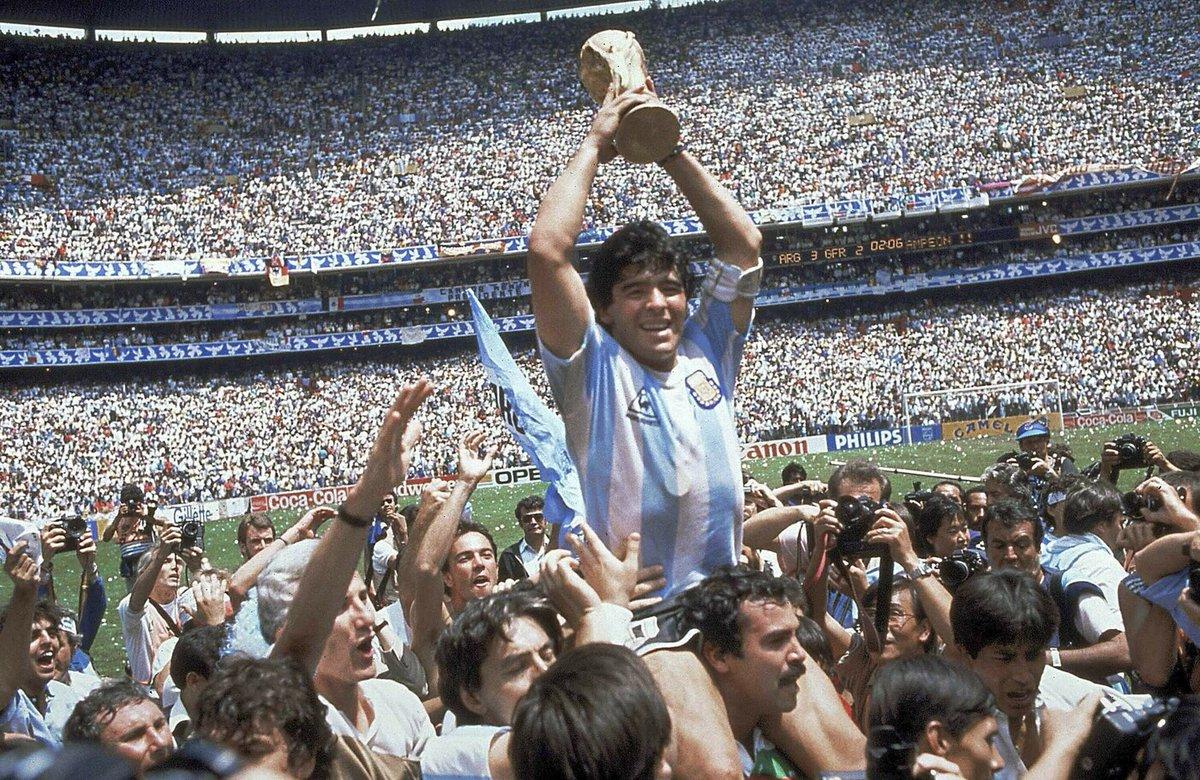 Addio Diego