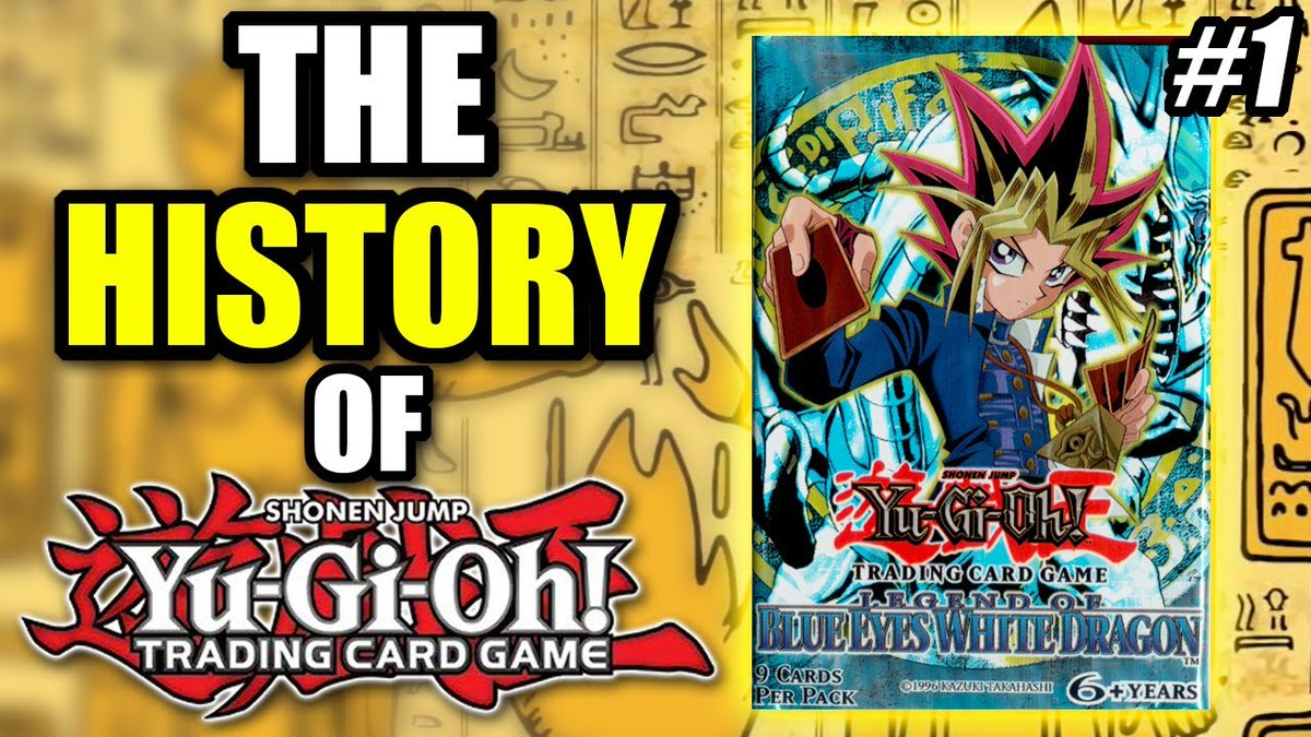 "Cimoooooooo - .@MBTYuGiOh and I just finished filming the next episode of ""The History of Yu-Gi-Oh!"" (debuts next Friday), and this might go down as one of the funniest videos in Yu-Gi-Oh! YouTube history.  Get caught up. You CANNOT miss out!    #yugioh #yugiohtcg"