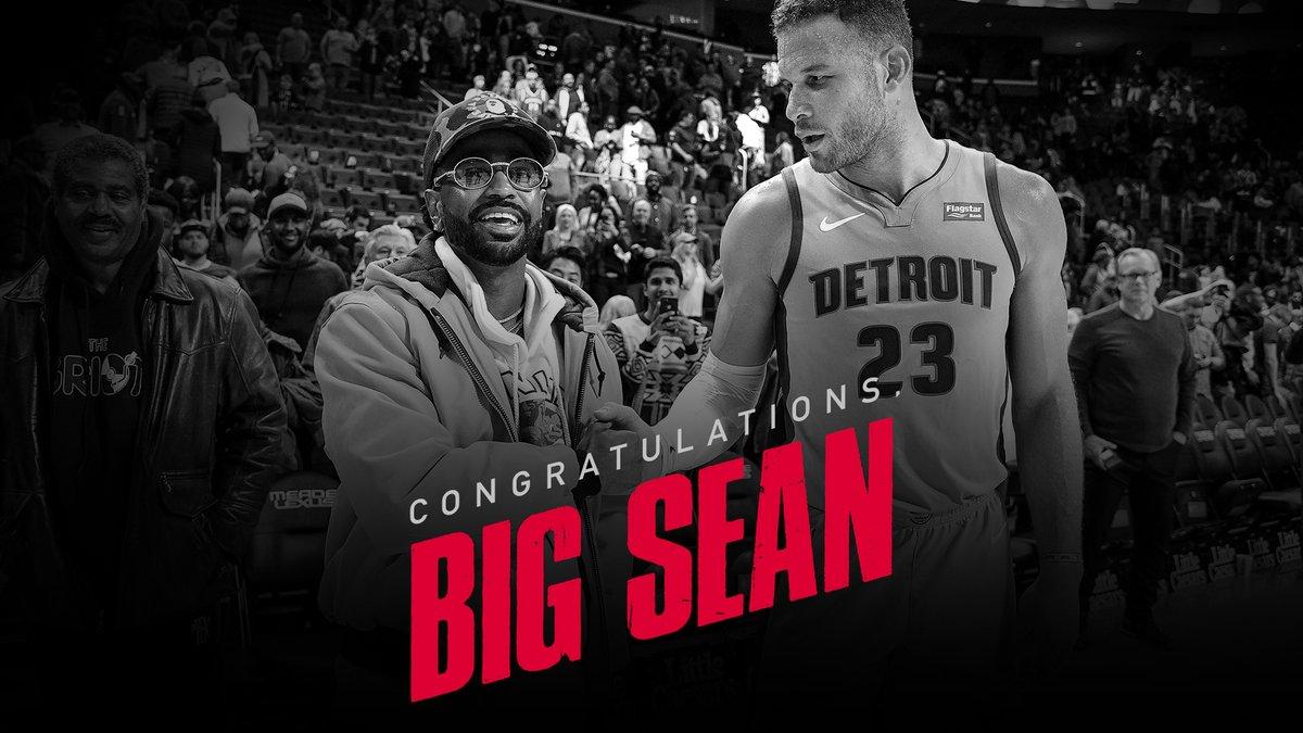 Congrats on the Grammy Nom! 🏆🏆🏆  @BigSean