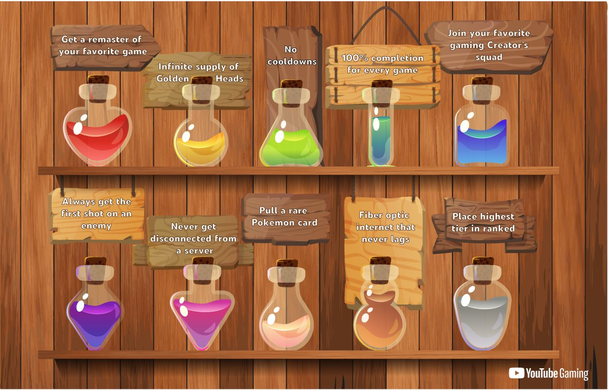 Which two elixirs would you choose? 🧪 ⚗️