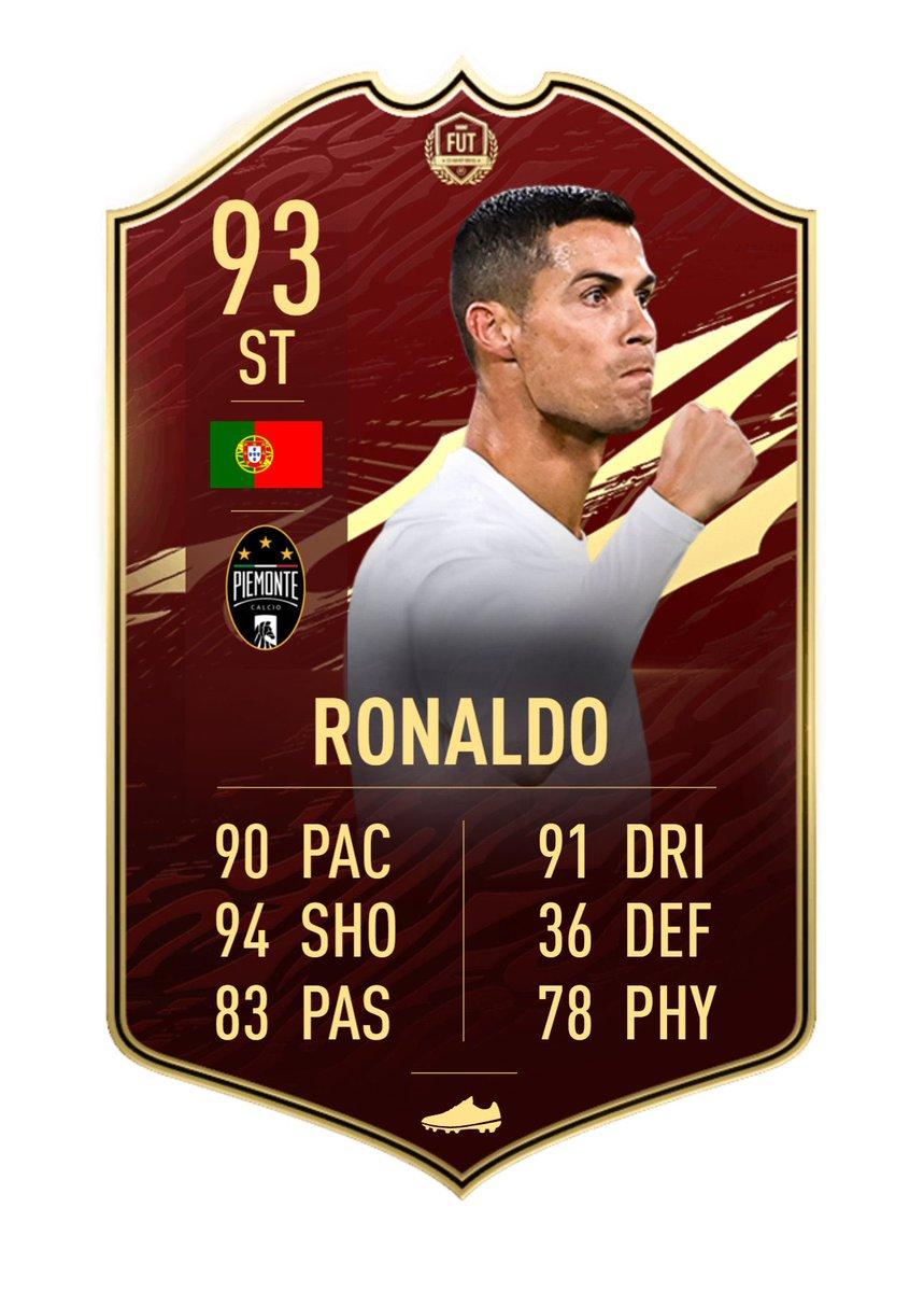 Si mañana saco a Cristiano Ronaldo IF rojo en cualquiera de mis 2 cuentas sorteo 12.000 Fifa Points, entre todos los que den RT y me sigan!!!! 🍀🍀Suerte a todos!!!! 🍀🍀