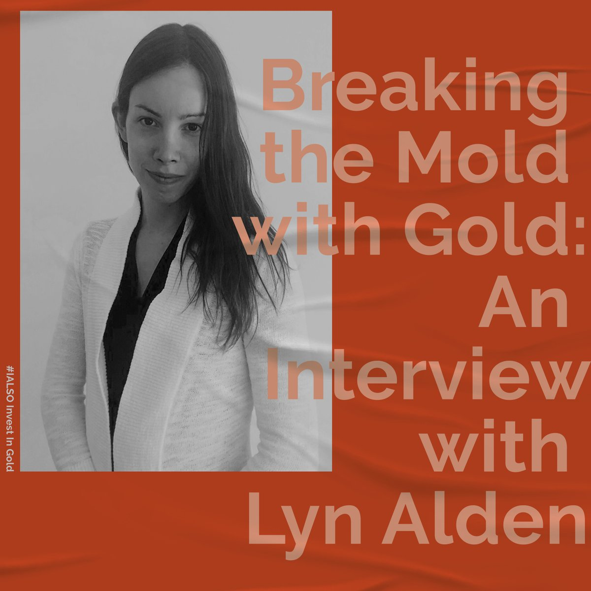 "🚨NEW EPISODE🚨 Investing in Gold! Break the mold of a ""typical"" gold investor and explore this asset class. We talked with the one & only @LynAldenContact all about gold 🥇 Listen here: https://t.co/dDKlAZFsT5 https://t.co/djWhR9R6AJ"