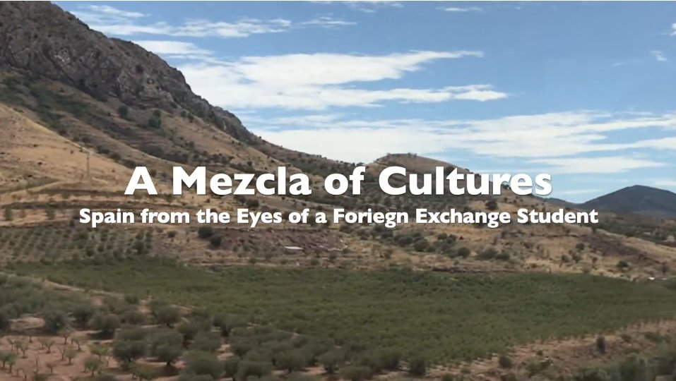 """After 3000+ views we're presenting the Top 3 videos in the 2020 International Video Contest!  In 3rd place: """"A Mezcla of cultures: Spain from the eyes of an Exchange Student"""" a film by Alyssa English who participated in an exchange to @uc3m in Spain WATCH >https://t.co/MupSflqE9E https://t.co/CR7uTZU8VU"""